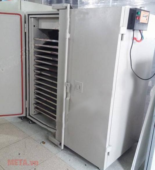 Máy sấy thực phẩm công nghiệp MSD1500 (150kg) dành cho các cơ sở chế biến vừa và nhỏ