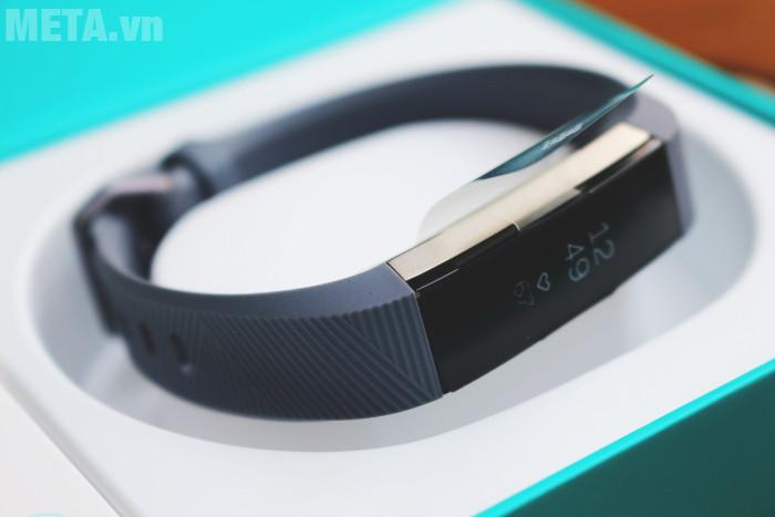 Vòng tay theo dõi sức khỏe Fitbit Alta HR - META vn