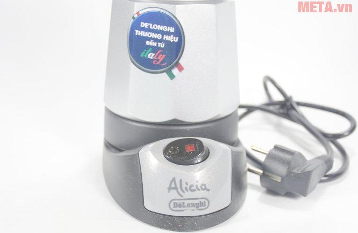 Ấm pha cà phê Delonghi Moka EMK-9 là thương hiệu đến từ Italy