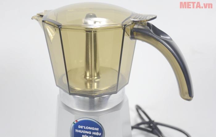 Bình chứa cà phê Delonghi Moka EMK-9 có thể tháo rời
