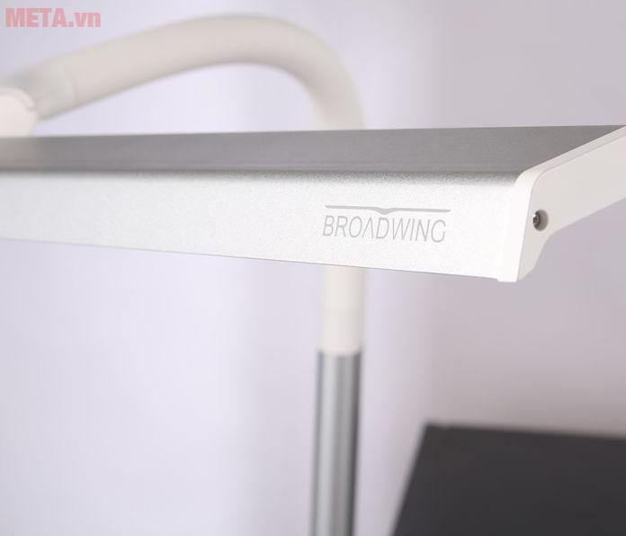 Đèn kẹp bàn Led Hàn Quốc Broadwing - Prism 9000 sản xuất trên dây chuyền công nghệ hiện đại