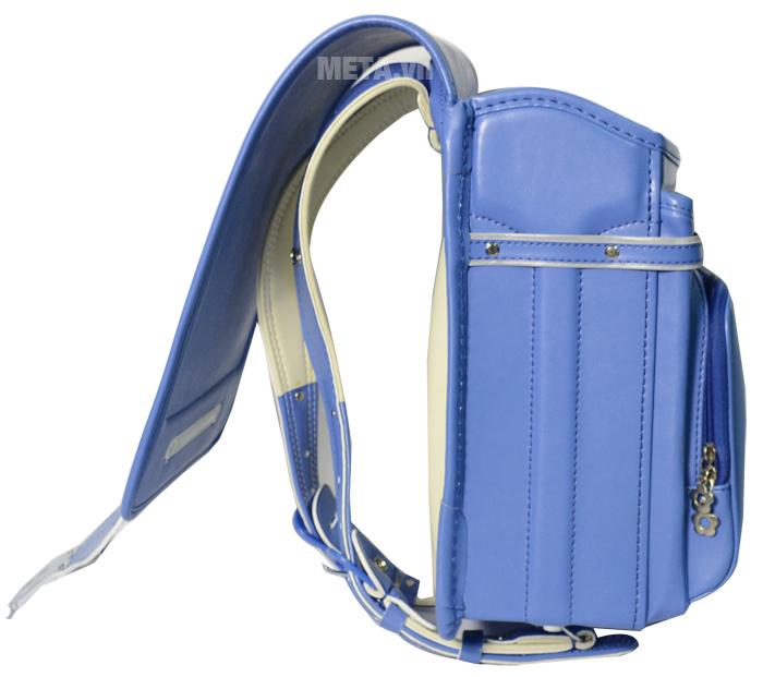 Cặp chống gù lưng Randoseru có thiết kế bắt mắt, hiện đại