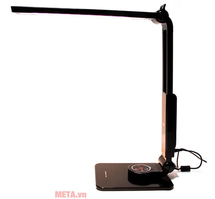 Đèn bàn led Hàn Quốc đổi màu Prism 5400CB có màu đen sang trọng