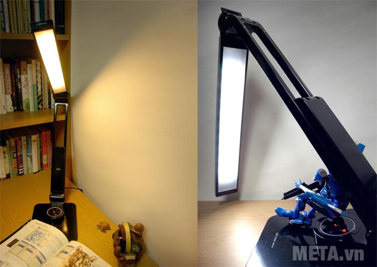Đèn bàn led Hàn Quốc đổi màu Prism 5400CB giúp cho không gian của bạn thêm sang trọng