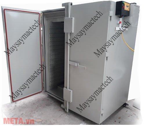 Máy sấy thực phẩm công nghiệp Mactech TS2000 sấy được 250 thực phẩm cùng lúc