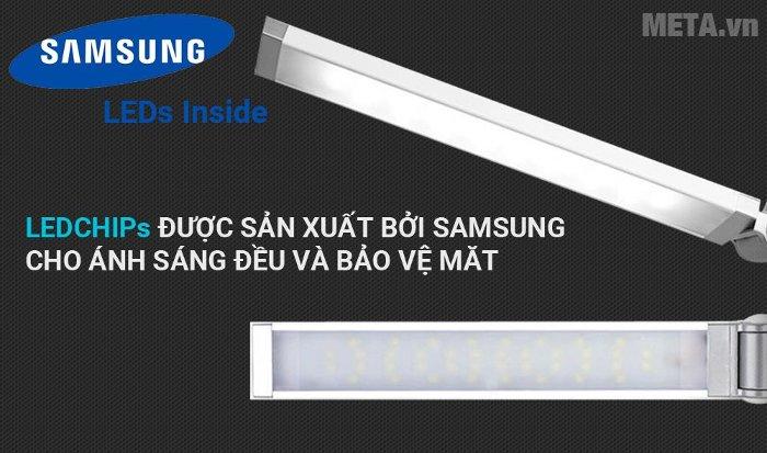 Đèn bàn Led Hàn Quốc Prism 4400W dùng Ledchips của Samsung