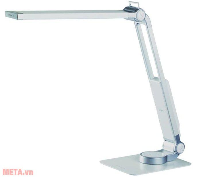 Đèn bàn Led Hàn Quốc Prism 4400W được làm bằng hợp nhôm và nhựa ABS