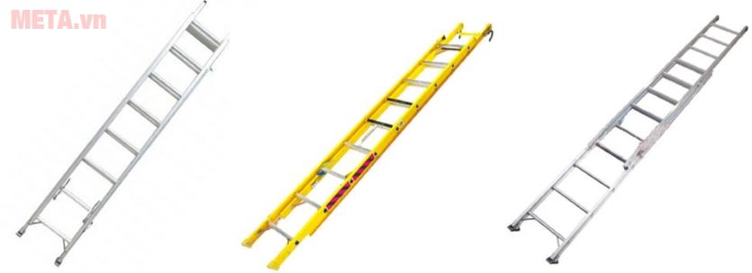 Thang trượt chịu lực và có độ bền hơn thang nhôm rút