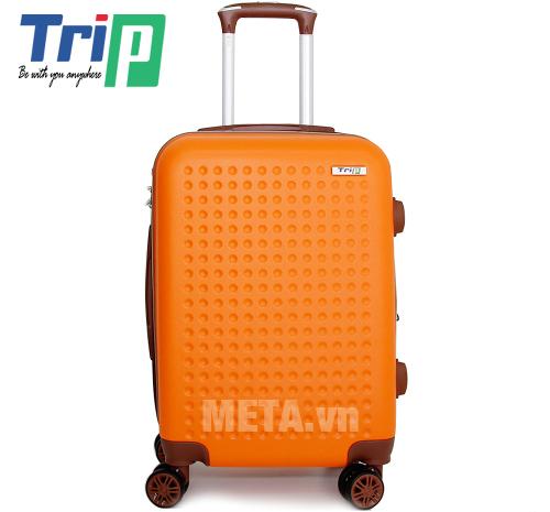 Vali TRIP P803A Size 50cm màu cam