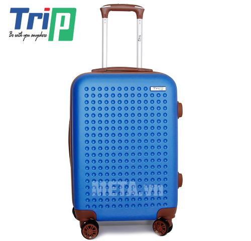 Vali TRIP P803A Size 50cm xanh dương