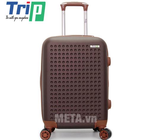 Vali TRIP P803A Size 50cm màu nâu