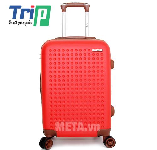 Vali TRIP P803A Size 50cm màu đỏ