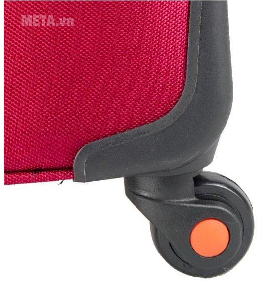 Vali vải cao cấp VLX020 24 inch có bánh xe dễ dàng di chuyển