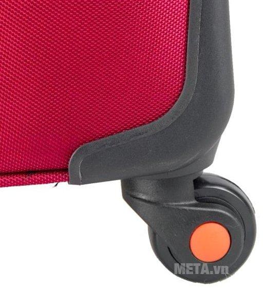Vali vải cao cấp VLX020 28 inch có bánh xe bằng nhựa xoay 360 độ