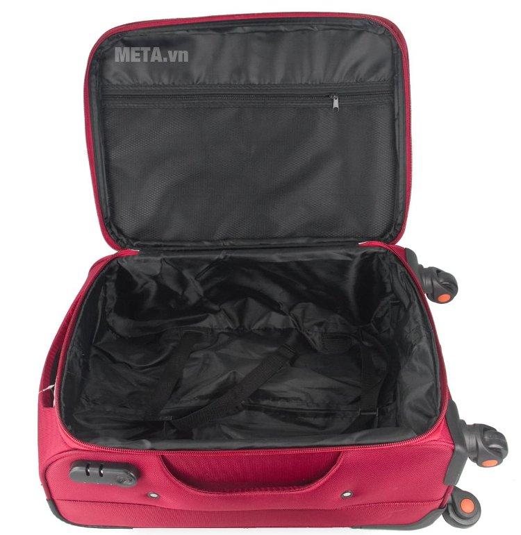 Vali vải cao cấp VLX020 28 inch có đai chữ X giúp cố định đồ trong quá trình di chuyển