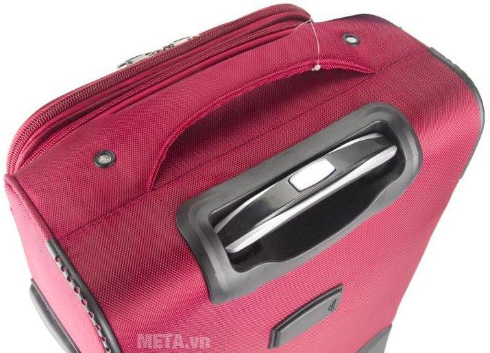 Vali vải cao cấp VLX020 28 inch thiết kế quai xách chịu lực tốt