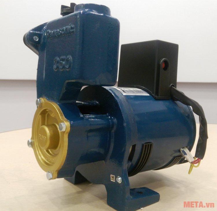Máy bơm nước Panasonic GP-350JA dùng điện áp 220V/50Hz