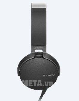 Tai nghe Sony Extra Bass MDRXB550AP màu đen