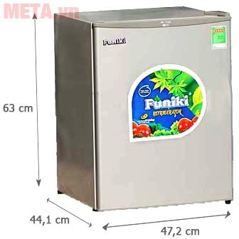 Hình ảnh tủ lạnh Funiki FR-71DSU 70 lít