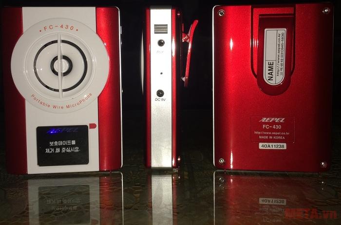 Sản phẩm được sản xuất theo công nghệ Hàn Quốc