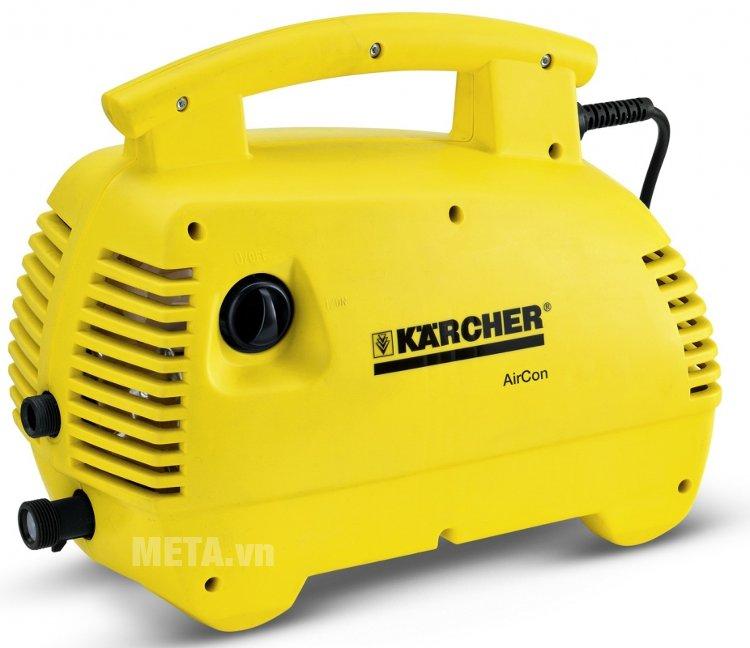 Máy phun rửa áp lực Karcher K2 420 có thể điều chỉnh áp lực 20 - 100 bar