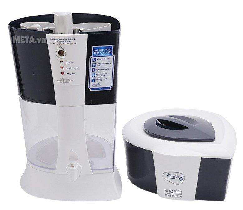 Máy lọc nước Pureit Unilever Excella thiết kế tiện lợi