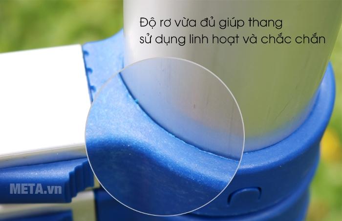 Khớp nối chắc chắn an toàn cho người sử dụng