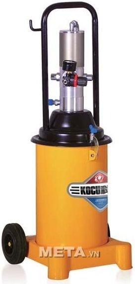 Máy bơm mỡ khí nén Kocu GZ-8 cho hiệu quả làm việc ấn tượng