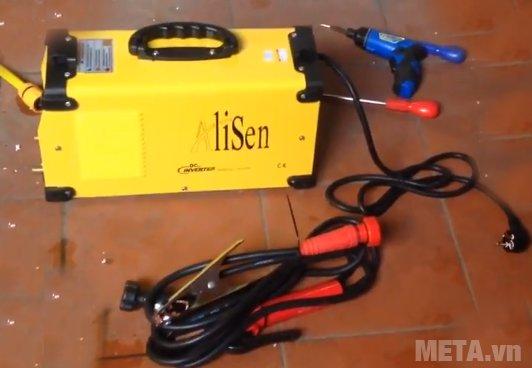 Máy hàn Alisen MMA-420#50 dùng hàn sắt