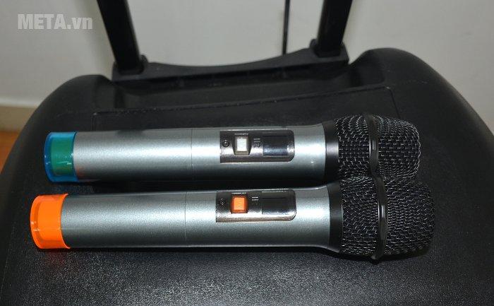 Loa Shupo BT-2017 có micro không dây