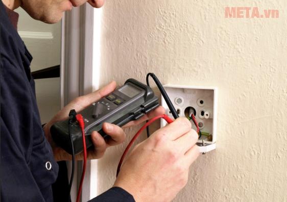Hướng dẫn cách đo đồng hồ đo điện trở cách điện