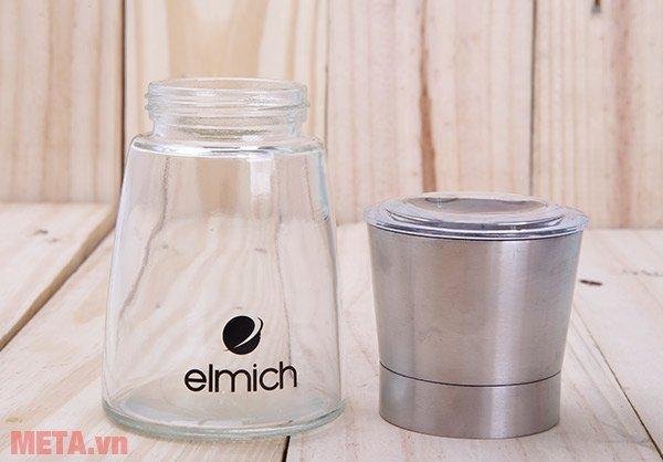 Lọ xay tiêu Elmich EL7156 vệ sinh cực kỳ đơn giản