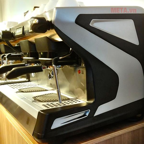 Máy pha cà phê chuyên nghiệp Rancilio Classe 5 USB 1 Group phù hợp sử dụng cho nhà hàng, quán cà phê