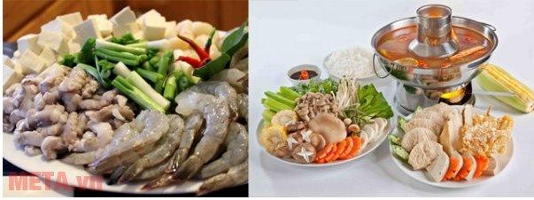 Cách nấu lẩu Thái - lẩu hải sản chua cay đúng vị