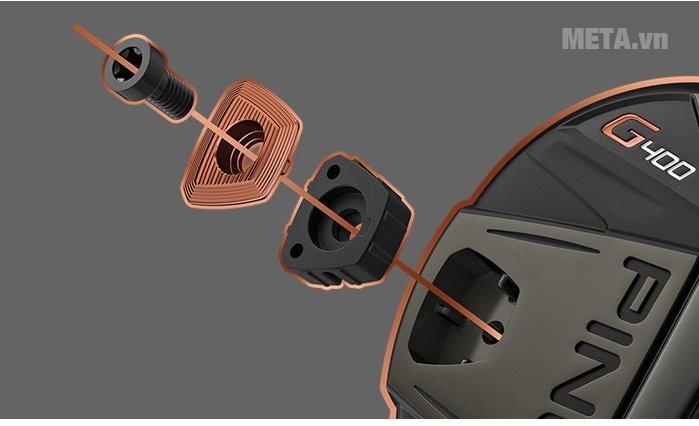 Gậy golf Hybrid nam Ping G-400 thiết kế công nghệ tiên tiến