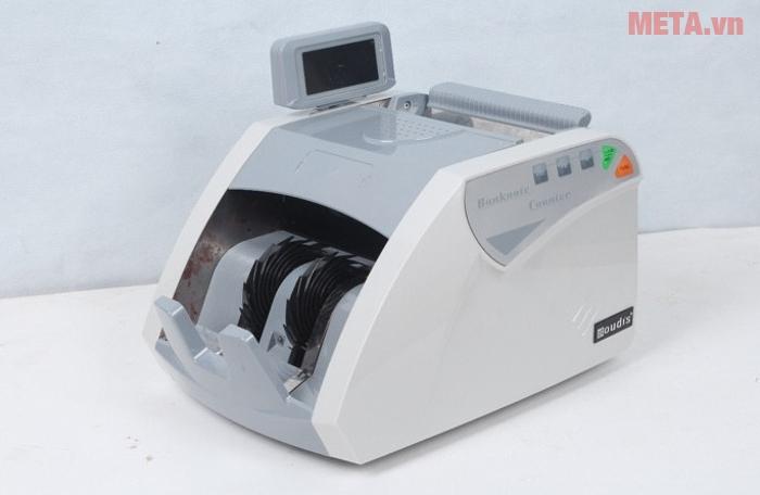 Máy đếm tiền OUDIS 9500A dễ dàng sử dụng