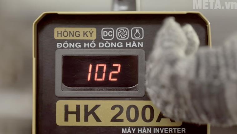 Hồng Ký HK 200A có dòng hàn tới 200A