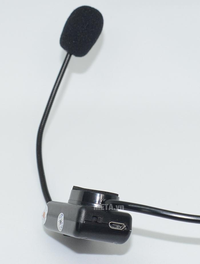 Cổng sạc USB cho micro không dây