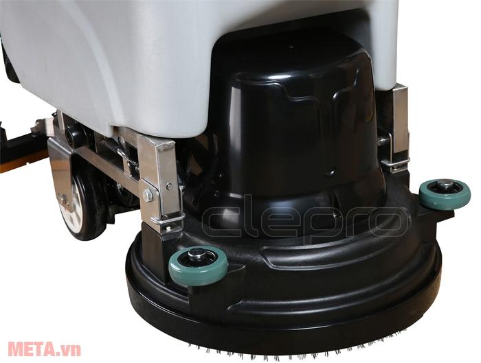 Máy chà sàn liên hợp Clepro C45E cho hiệu quả làm sạch sàn cực sạch