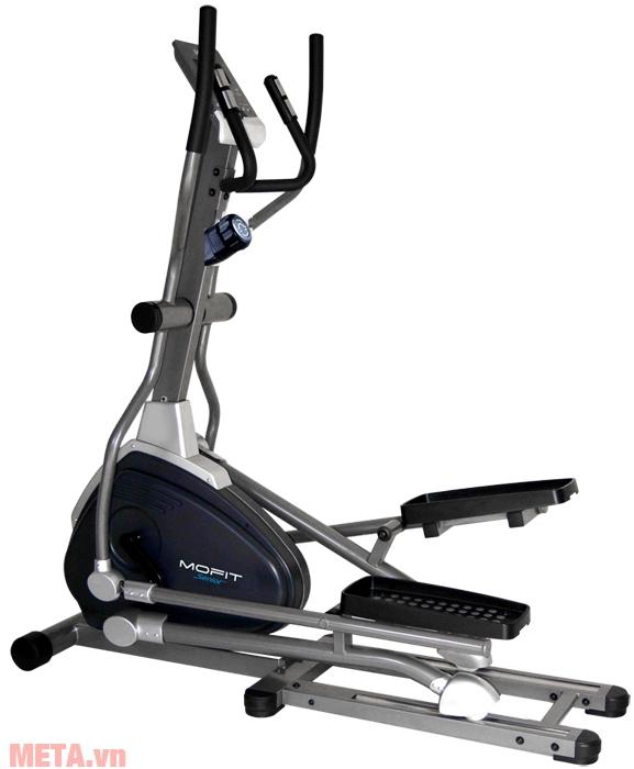 Xe đạp tập cao cấp Mofit 9380DS-M thiết kế bàn đạp rộng, có độ ma sát cao