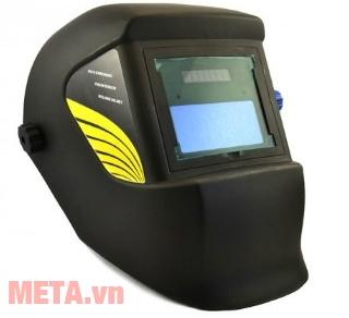 Mặt nạ hàn cảm ứng ánh sáng W4001 sẽ bảo vệ mắt và mặt khỏi tia lửa hàn