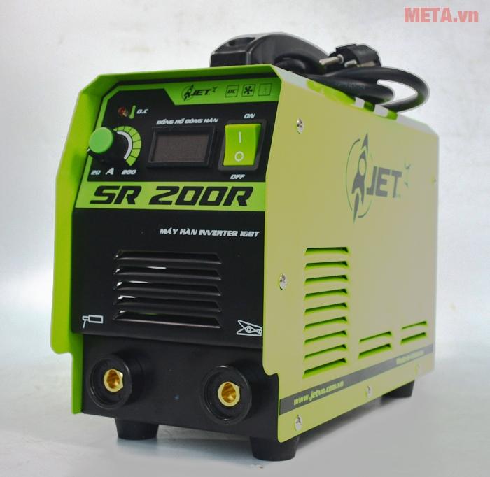 Tổng thể của máy hàn điện tử Hồng Ký SR-200R