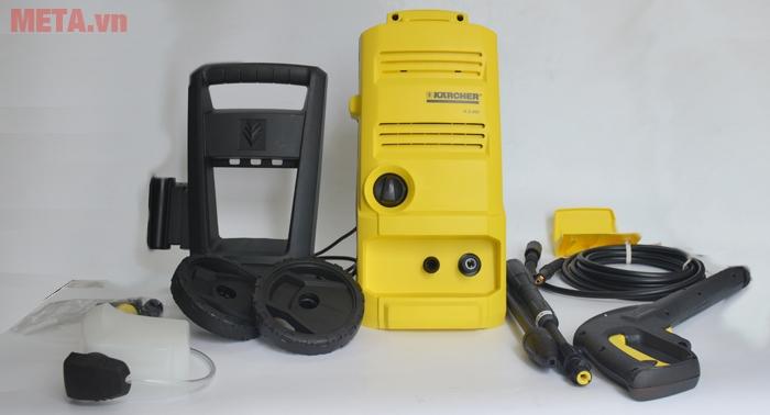 Hình ảnh máy phun áp lực Karcher K3 450