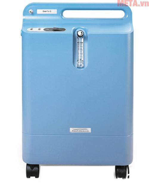Máy tạo oxy Philips EverFlo hoạt động êm ái tạo cảm giác thư giãn cho bệnh nhân