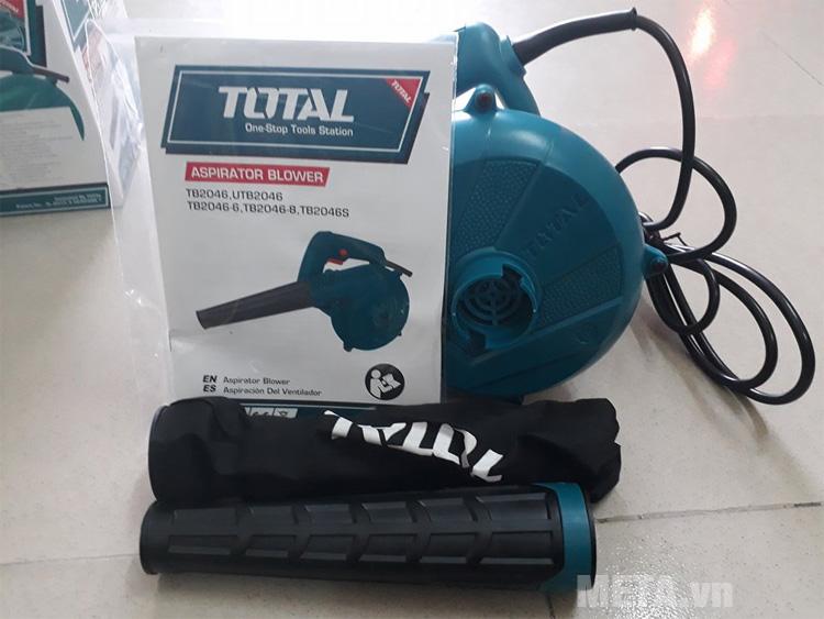 Máy thổi bụi Total TB2046