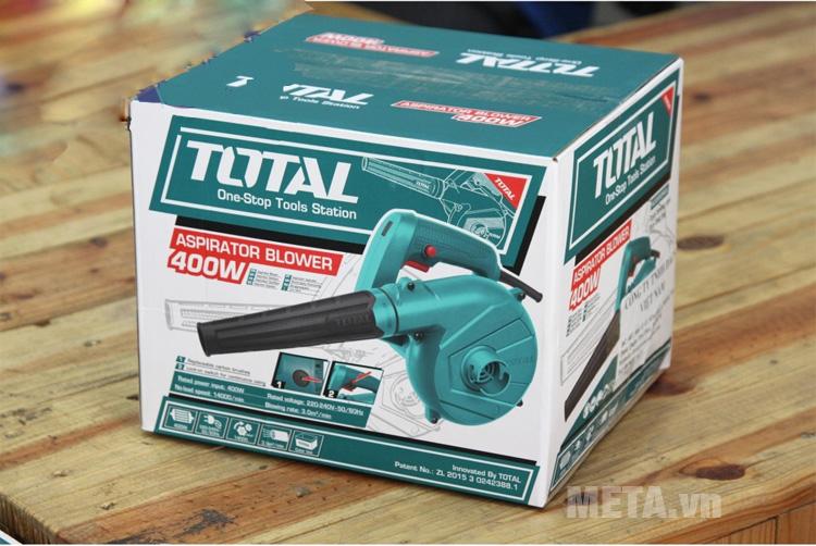 Hộp đựng máy thổi bụi Total TB2046