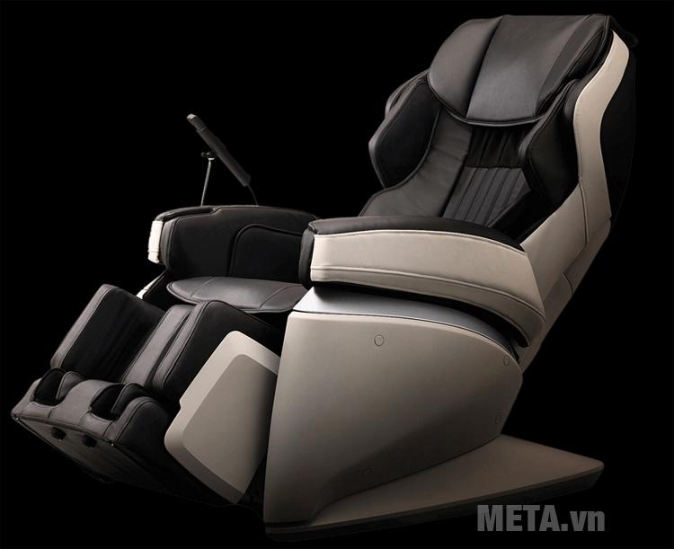 Ghế massage toàn thân Fujiiryoki JP-1000 sở hữu công nghệ massage sâu hiệu quả