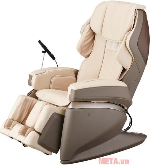 Ghế massage toàn thân Fujiiryoki JP-1000 có thiết kế sang trọng