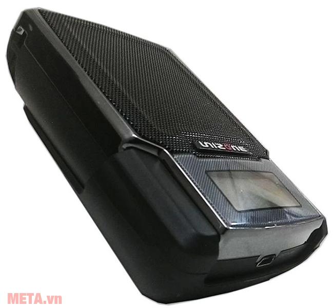 Máy trợ giảng Unizone 9580 F3 nhỏ gọn, dễ mang theo sử dụng