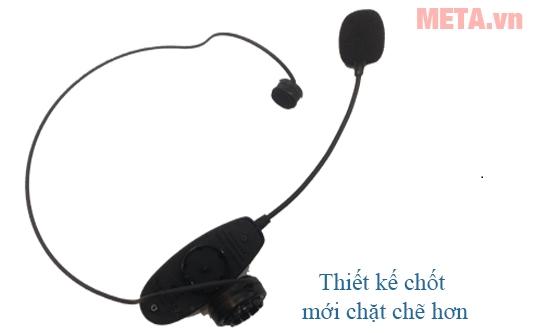 Khoảng cách kết nối từ Micro không dây đến máy trợ giảng Unizone 9580 F3 là 8m